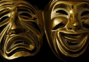 TheatreFilm Theatres, God, Comedy, Theatres My Favorite, Art, Theatres Masks, Theatres Myfavorit, Dramas Masks, Dreams Role