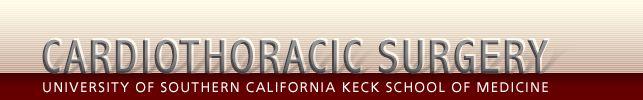 Cardiothoracic Surgery at University of Southern California Keck School of Medicine--HIFU procedure