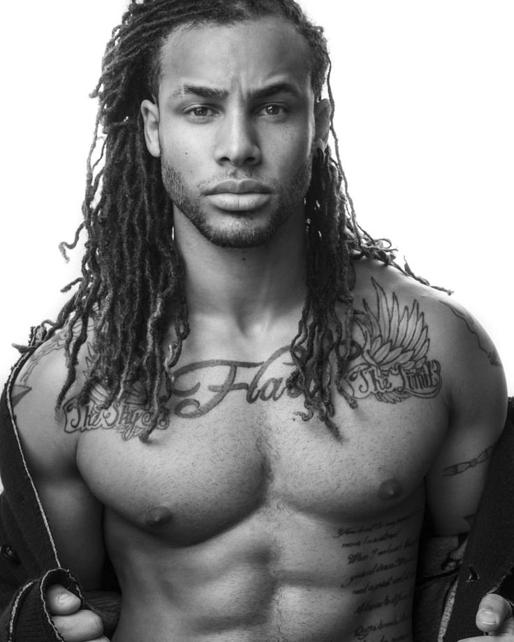 model-sexiest-black-male-dreadlocks-slow-motion-cum-shot-compilation