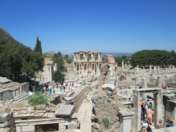 Wonderful Ephesus- The remains of victory and history