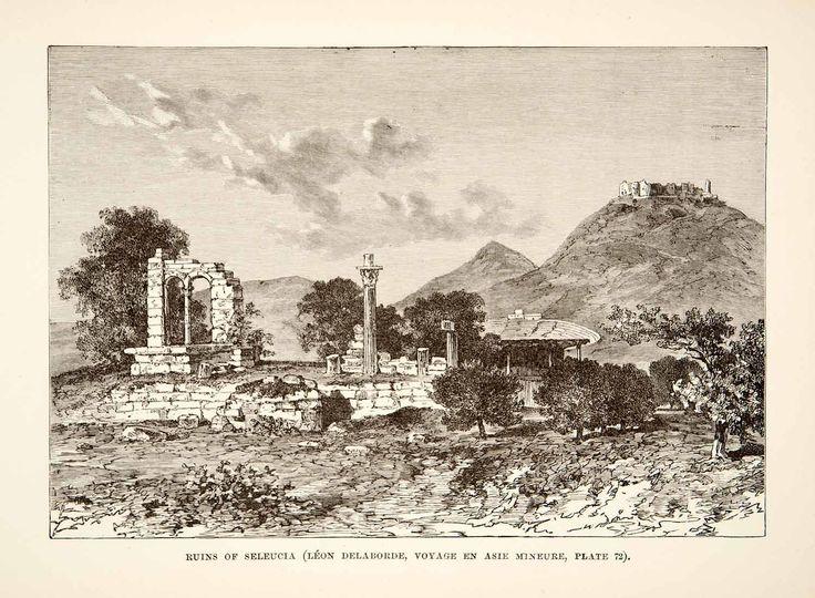 Seleucia On The Tigris