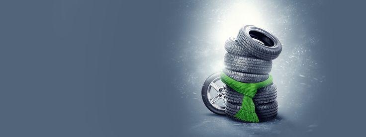 Opony i koła do Twojej ŠKODY czekają!  Polecamy szeroką ofertę markowych kół i opon zimowych w bardzo konkurencyjnych cenach - wraz z profesjonalnym montażem. Wszystko dla większego bezpieczeństwa.