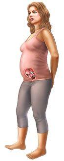 Semana 21 de embarazo