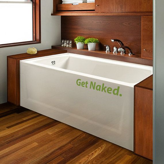 Get Naked Wall Sticker By Vinyl Impression Part 82