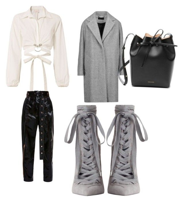 """Untitled #177"" by jessicajessy on Polyvore featuring Cinq à Sept, Proenza Schouler, rag & bone, Zimmermann and Mansur Gavriel"