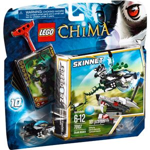 LEGO Chima Skunk Attack Play Set which is awesome