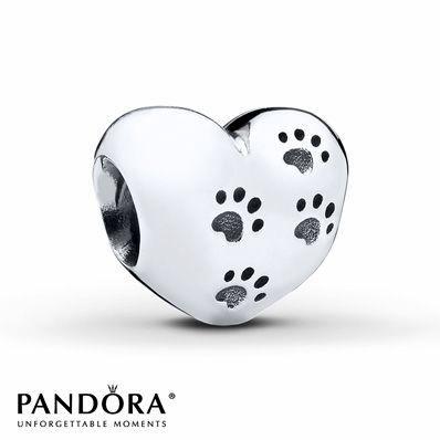 Pandora Charm My Sweet Pet Sterling Silver