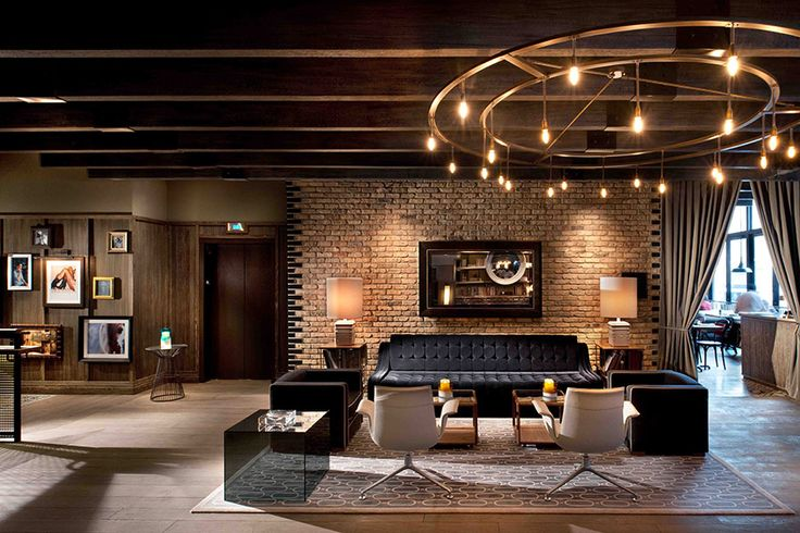 404 Best Lounges Lobbies Images On Pinterest Entrees