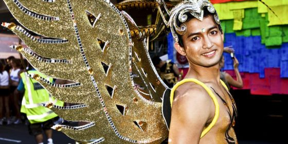 Five incredible, personal stories from 40 years of Sydney Mardi Gras