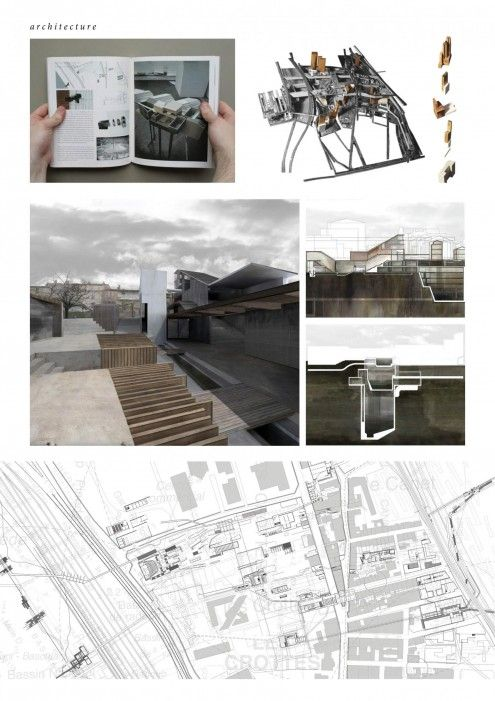 layout for mini portfolio | creativepool