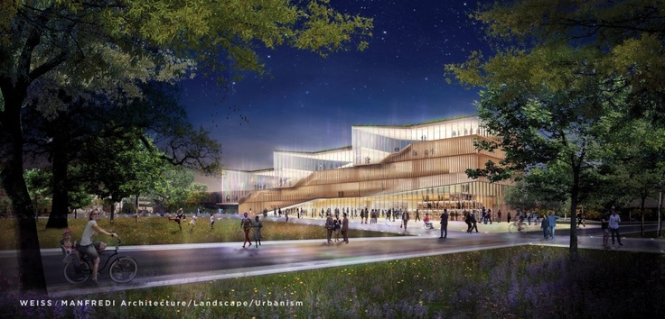 Proposals Unveiled for Kent State's new Architecture College (6)
