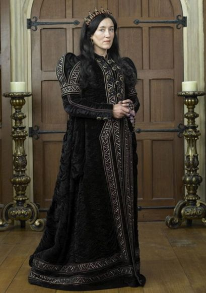Maria Doyle Kennedy As Catherine Of Aragon The Tudors