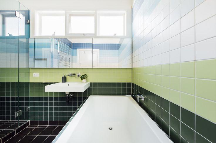 Blue & Green | Yarraville - Perversi-Brooks