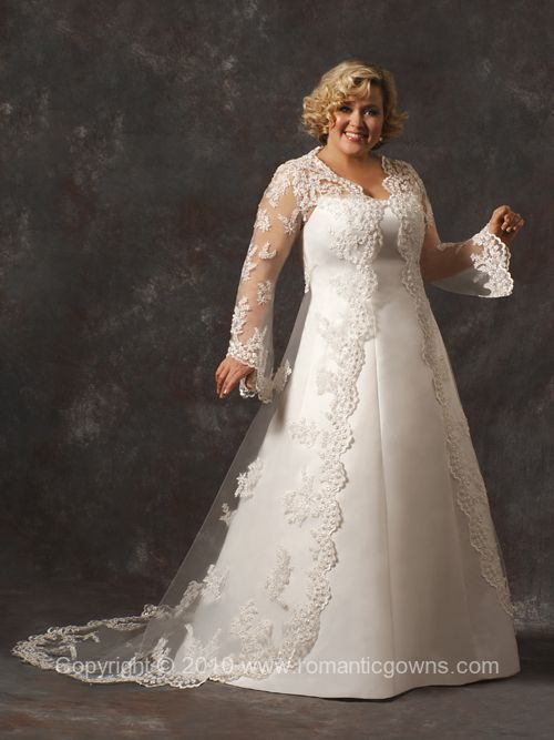 Wedding Dress, Wedding Gowns, Bridal Gowns, Wedding Dresses, Bridal Dresses - 7011-front-p.jpg
