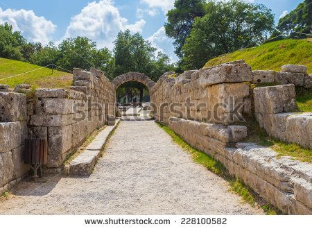 Ancient Olympia Stock Photography | Shutterstock