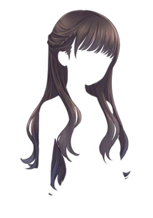 Anime cabello