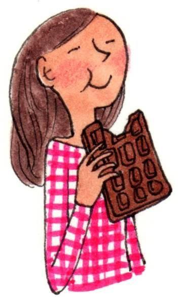 Question existentielle n°957 : Si on ne doit manger qu'un seul carré de chocolat par jour, pourquoi est-il vendu en tablettes ?