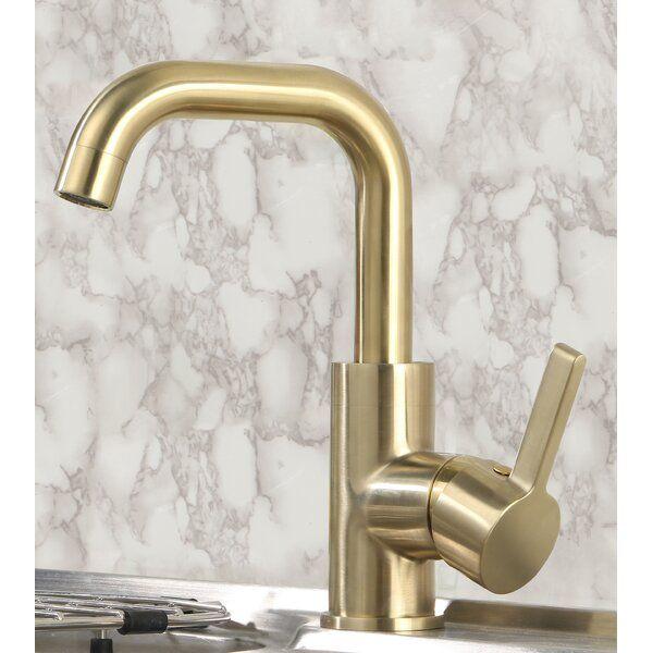 Single Hole Bathroom Faucet In 2020 Single Hole Bathroom Faucet Bathroom Sink Faucets Single Hole Bathroom Faucets