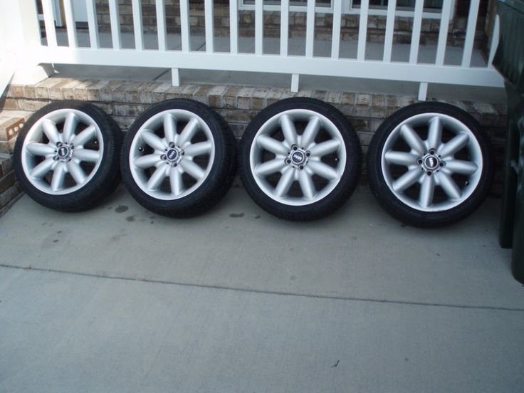 Wheels For Mini Cooper S For Sale
