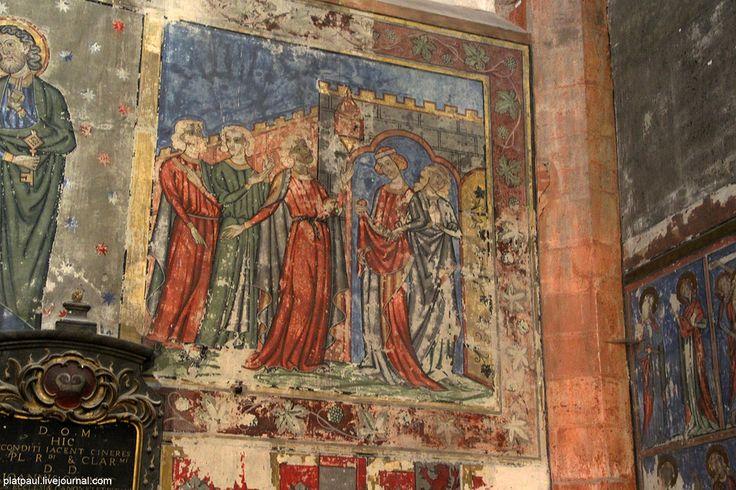 Страсбург. Церковь святого Петра Молодого. - ФотоПутешествия с Паулем )