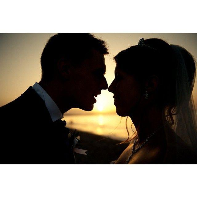 It's their #love that makes them so beautiful! #Sunset #Crete #Wedding  Photo credits: @overseas_wedding_insider