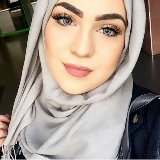 Pin En Bellezas Con Hiyab-6993