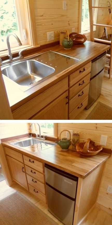 242 best Tiny House Ideas images on Pinterest Tiny living Small