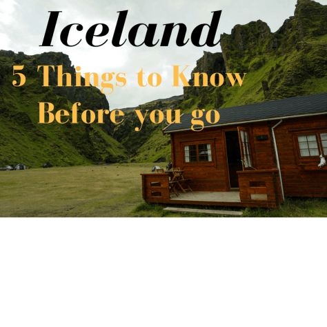 Iceland: 5 Things To Know Before You Go  Travelling Tips Iceland. Travelling Iceland,