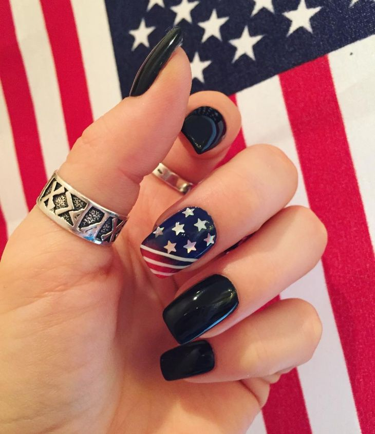 News In 2020 Flag Nails American Flag Nails 4th Of July Nails