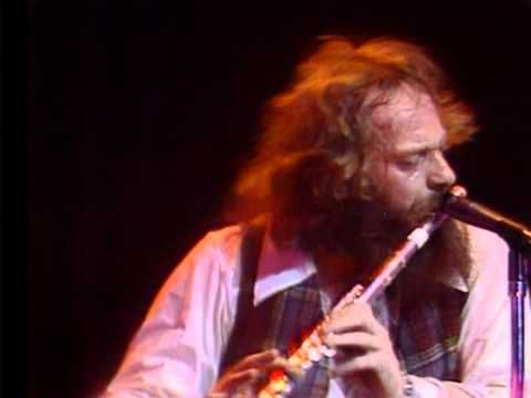 Jethro Tull - Thick as a brick - live - DVD  @Moose Dixon Hi Moose, here's a special one just for you as I've been re-living the Tull years on You Tube recently I thought you might appreciate this one you old hippy you! Lol - enjoy!!