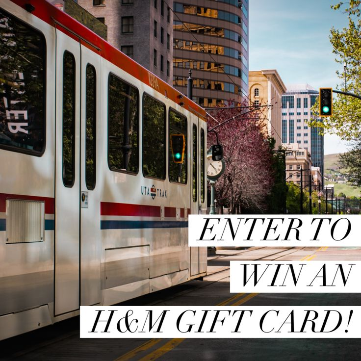Enter For Your Chance To Win A $100 H&M Gift Card! (Ends 7/11/16)