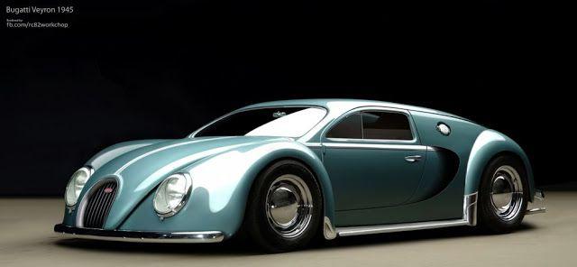 bugatti vintage style concept vw beetle based hippie pinterest cars vintage style. Black Bedroom Furniture Sets. Home Design Ideas