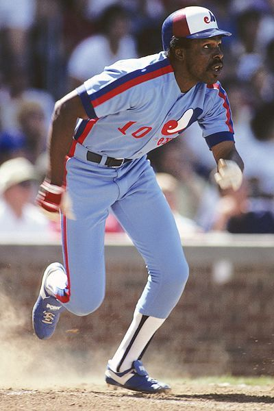 "Montreal Expos - ""The Hawk"" Andre Dawson"