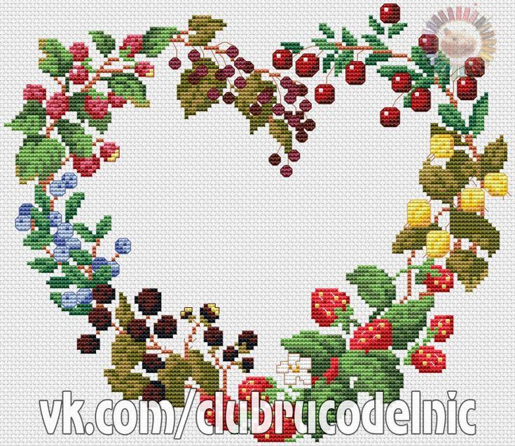 Gallery.ru / Фото #5 - 126 - kento / jagodowe serce 1/4