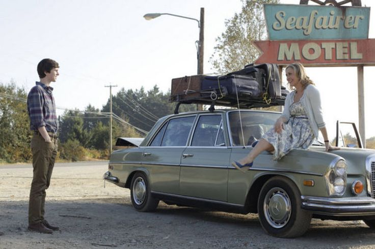 Bates Motel -OMG! nail biting, edge of your seat., suspenseful and delightful scary fun!! Ca't wait for next Season