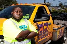 South Beach Tow Bernice Falls