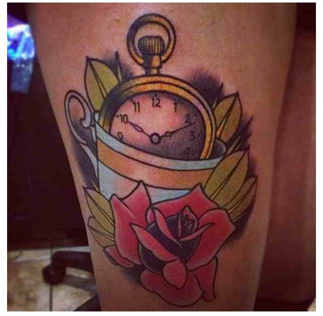 tea time: Pocket Watch, Quote Life, Quotes Life, Teacups