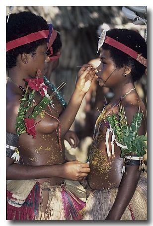 miss papua new guinea nude