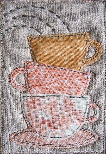 Tea Mug Rug | Flickr - Photo Sharing!