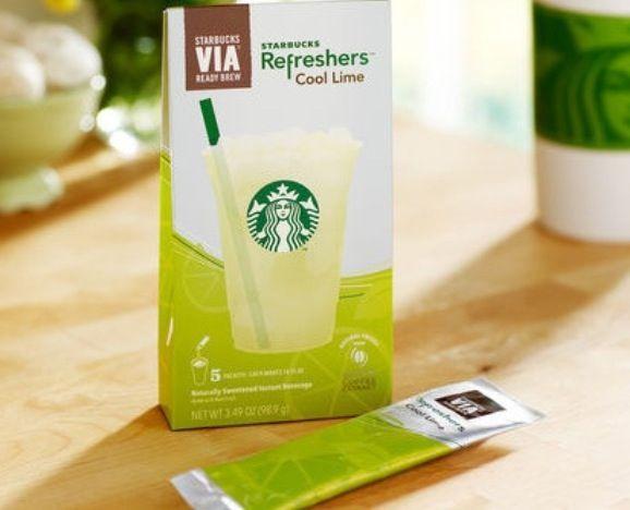 Starbucks Refreshers.. At Home?