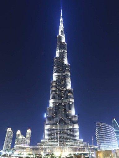 世界一高いビル、ブルジュ・ハリファは160階建て!ドバイ 旅行・観光のおすすめ見所。