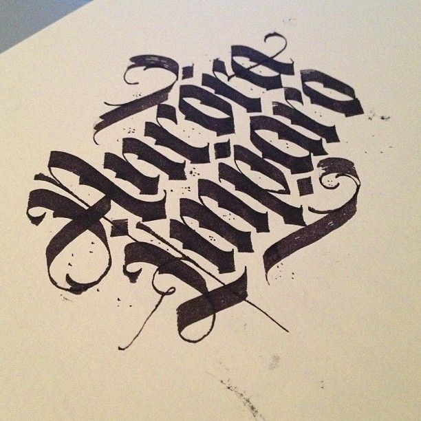 Calligraphy Art: Getting Started And Lessons Learned ...