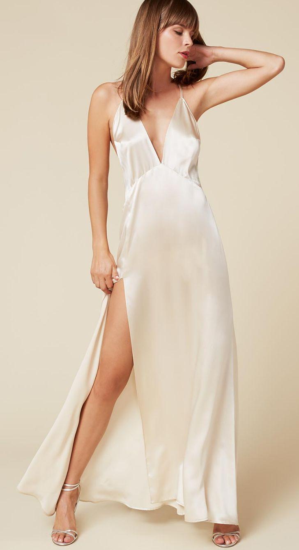 Amante Dress   Reformation