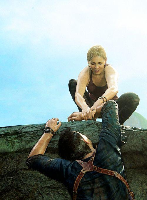 Nate & Elena