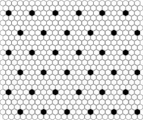 Mini HEXAGON Spot - DUNIN . Hexagon inspiration.
