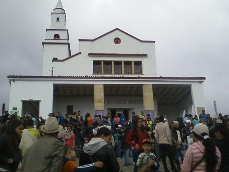 iglesia del señor de los caidos monserrat
