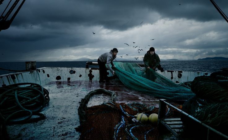 Fishing in Turkey project by Dimitris Poupalos