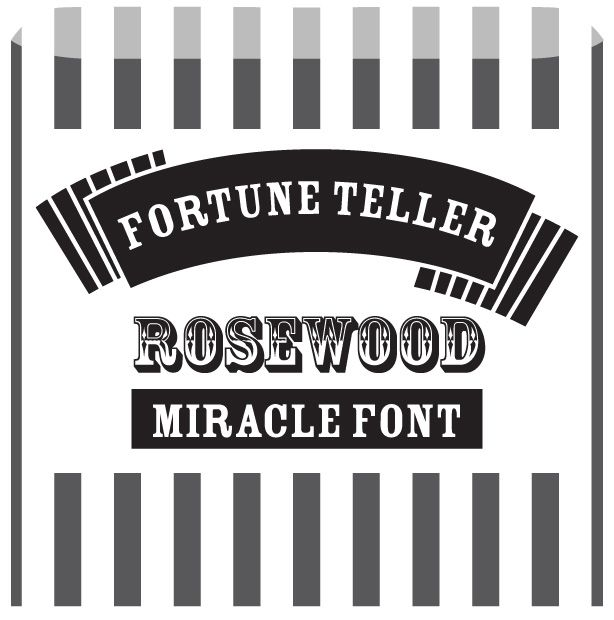 Type Tasting Font Fortunes. Take the Typeface Personality Survey and read your Miracle Font fortune: http://typetastingnews.com/2014/07/06/fortune-surveys/
