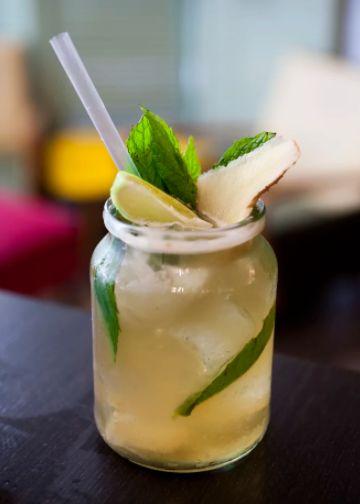 Menu Criativo: Ginger Ale - Refrigerante de Gengibre Caseiro