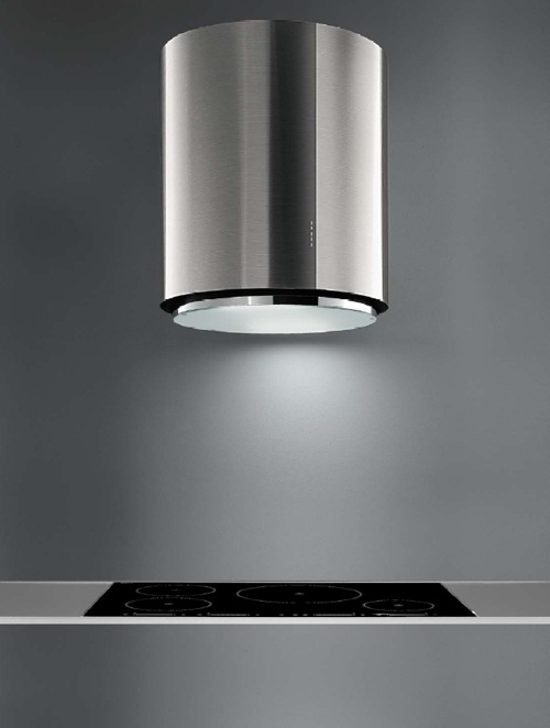 Minimal kitchen detail, extractor by Futuro Futuro _